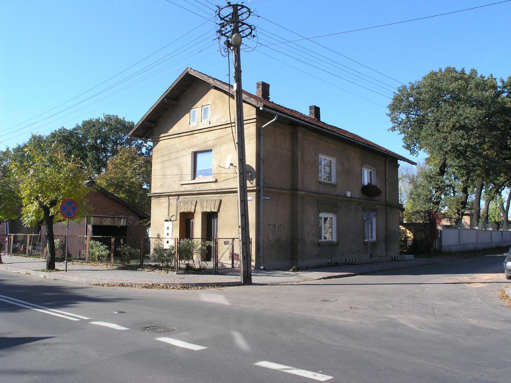 KOLONIA KOLEJOWA W NOWYM SĄCZU, fot. M. Klag (MIK, 2008) CC BY SA 3.0