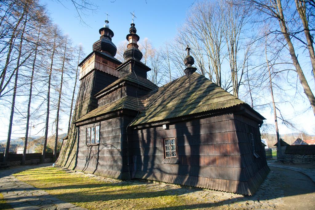 CERKIEW PW. ŚW. JAKUBA MŁODSZEGO W POWROŹNIKU, fot. M. Łukaszewicz (Graphia, 2011) ©