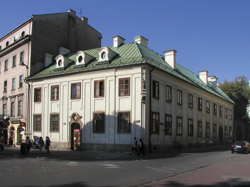 ARCHIWUM PAŃSTWOWE W KRAKOWIE, fot. M. Klag (MIK, 2004) CC BY SA 3.0