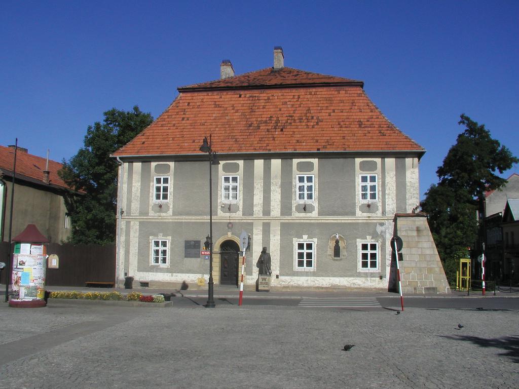 MUZEUM IM. STANISŁAWA FISCHERA W BOCHNI, fot. M. Klag 9MIK, 2001) CC BY SA 3.0