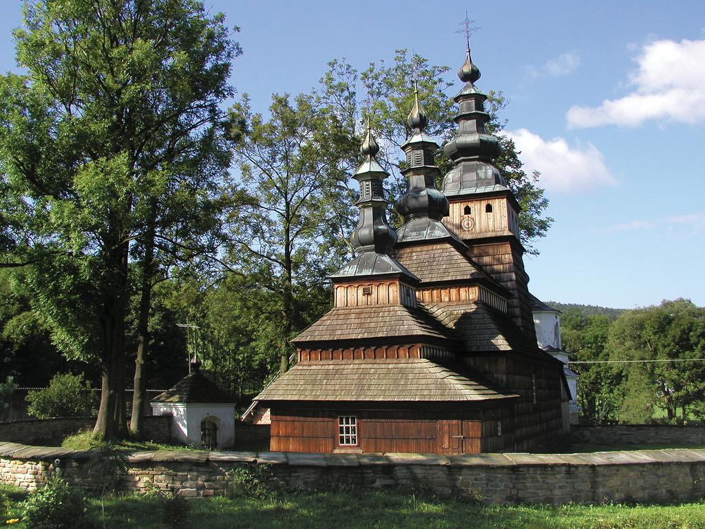 CERKIEW PW. OPIEKI BOGURODZICY W OWCZARACH, fot. M. Klag (MIK, 2006) CC BY SA 3.0