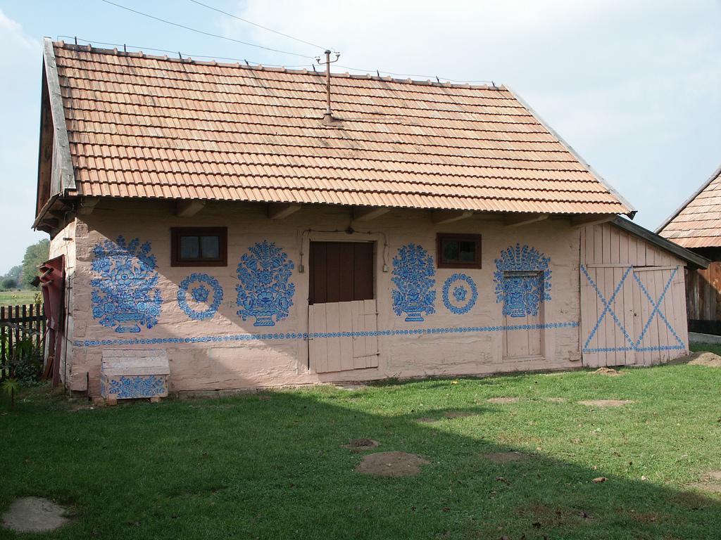 ZAGRODA FELICJI CURYŁOWEJ W ZALIPIU (Muzeum Okręgowe w Tarnowie) ©