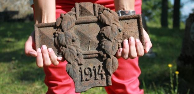 Cmentarz nr 185 (Głowa Cukru) w Lichwinie, fot. P. Hłyń (MIK, 2013) CC BY SA 3.0