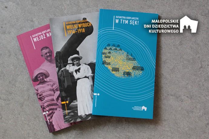 Książki Dni Dziedzictwa, fot. M. Klag (MIK, 2014) CC BY SA 3.0