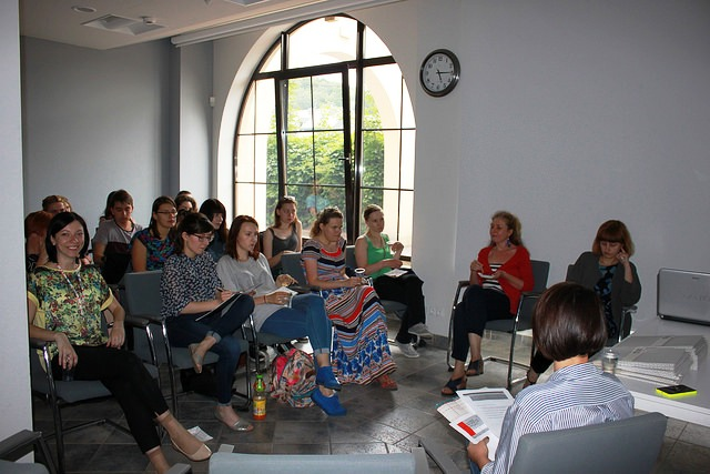 Spotkanie ewaluacyjne wolontariuszy Dni Dziedzictwa 2016, fot. K. Fidyk (MIK, 2016) ©