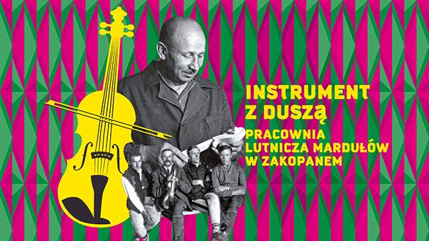 """Okładka filmu """"Instrumenty z duszą"""""""