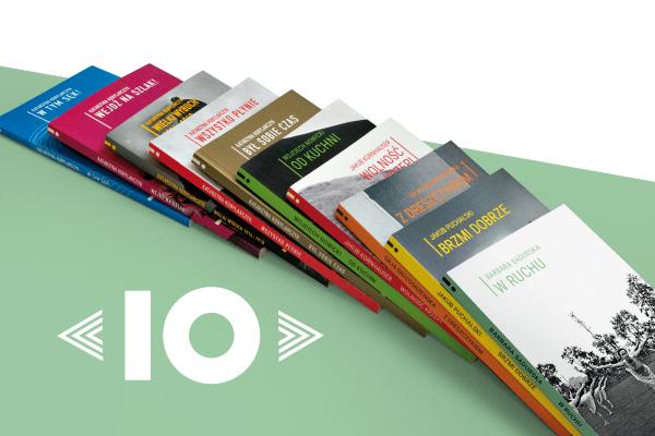 10 książek MDDK